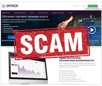 Opteck.com scam